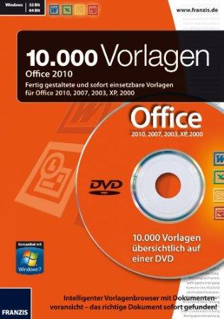 10.000 Vorlagen für Microsoft Office
