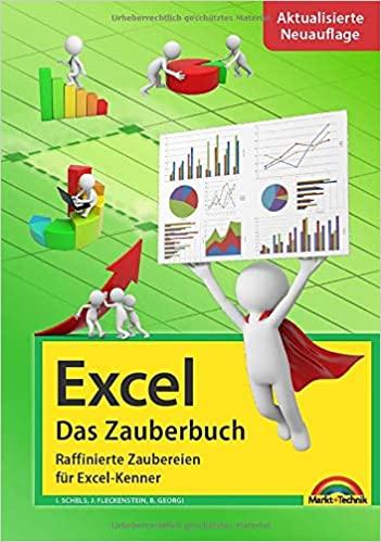Excel - Das Zauberbuch