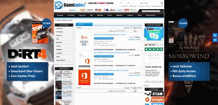 Gameladen Office Lizenzen