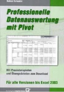 Professionelle Datenauswertung mit Pivot
