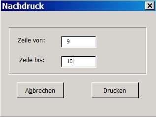 TextBox Eingabefelder in Userform