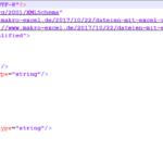 XML-Format